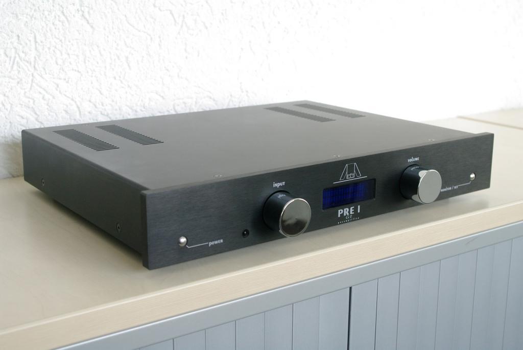 PRE I G2 schwarz mit BDE-Tuning