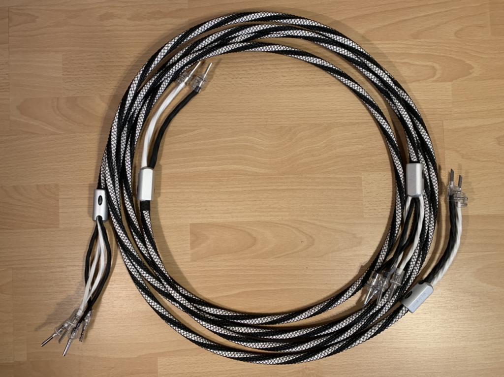 LS 1203 bi-wire
