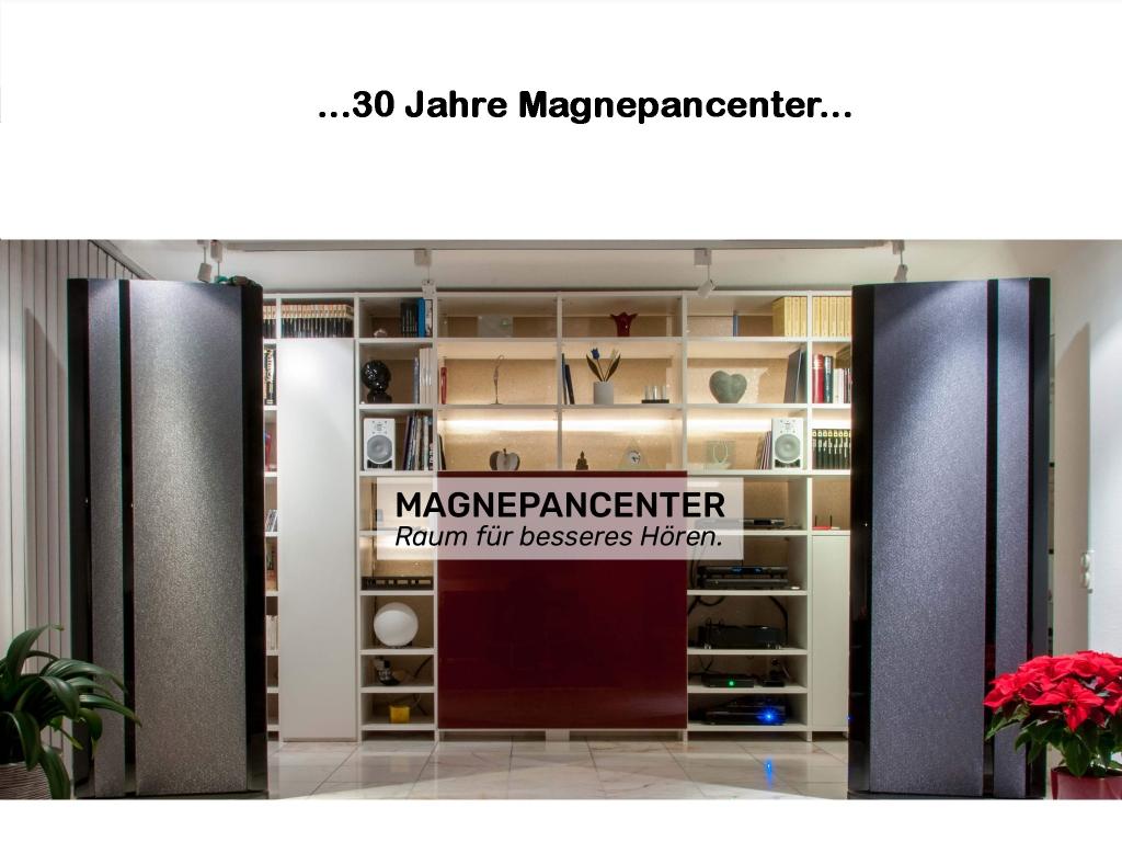 PS Audio im Magnepancenter