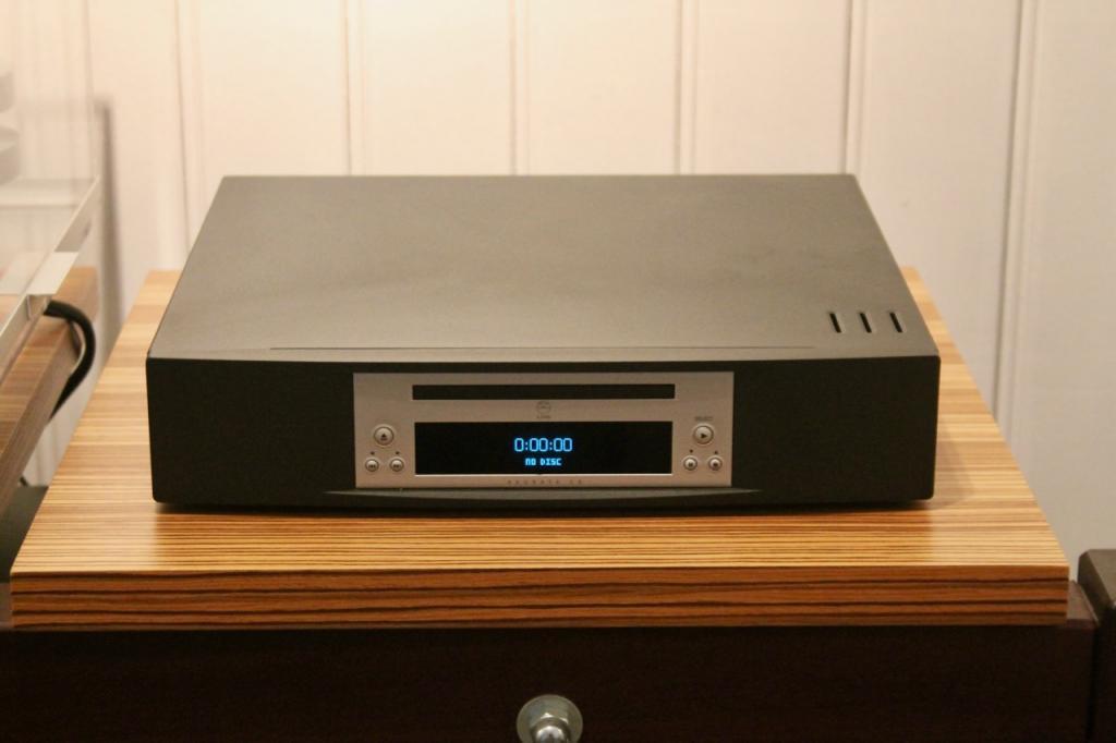 Akurate cd-player