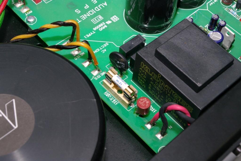 EPS mit BDE-Upgrade (modifiziert)