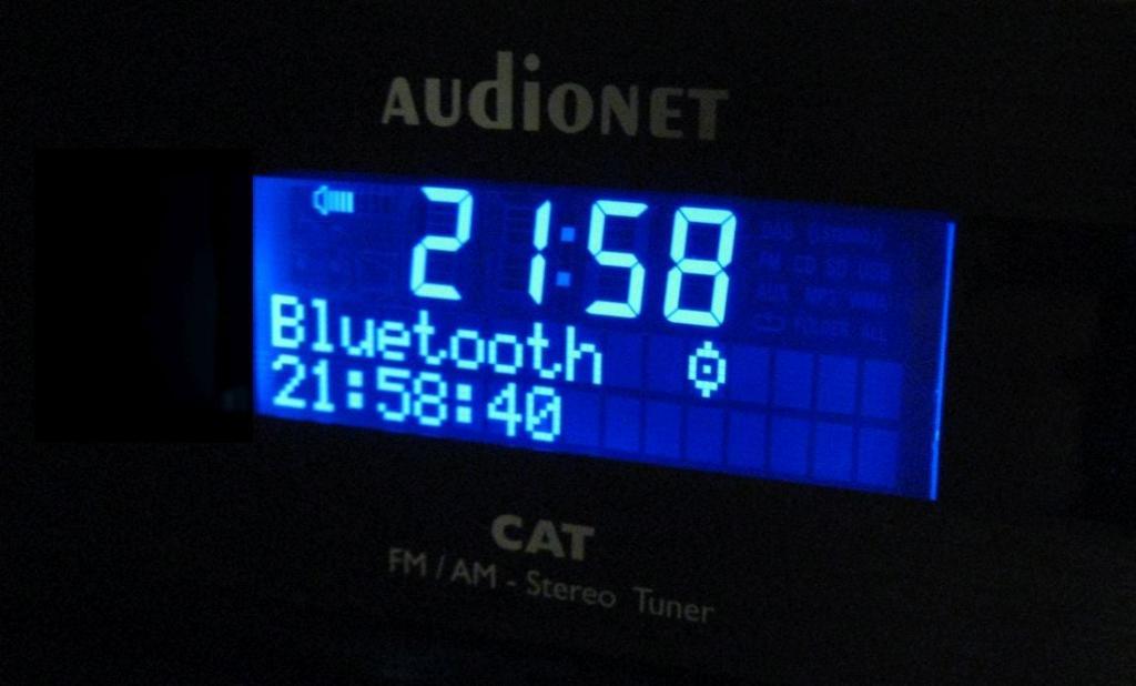 CAT mit DAB+ und Bluetooth