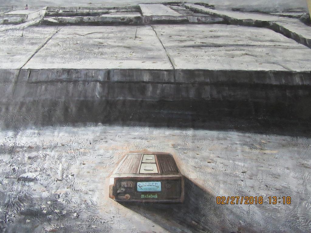 MC 2301 Ölgemälde