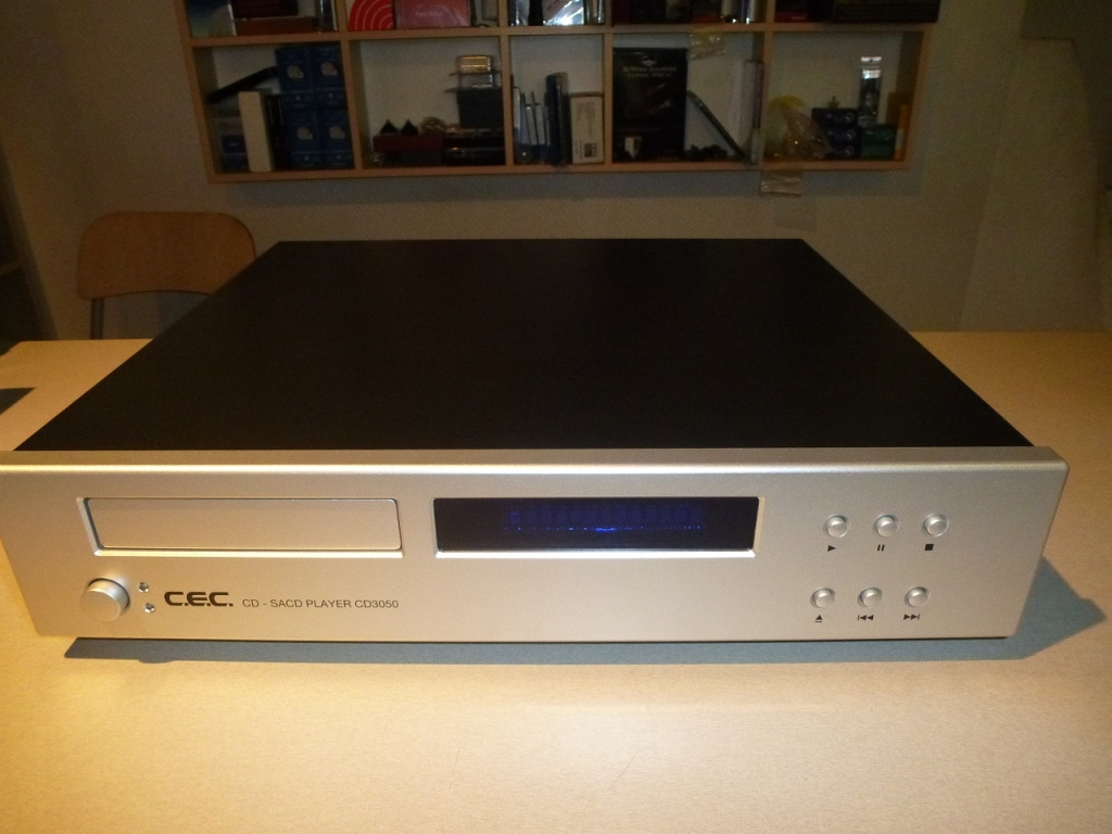 3050 SA/CD-Player