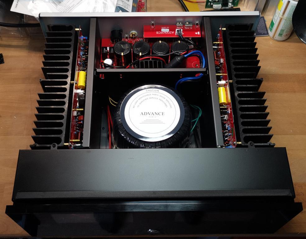 X-A160 mit Sweetspot Audio Modifikation/Tuning