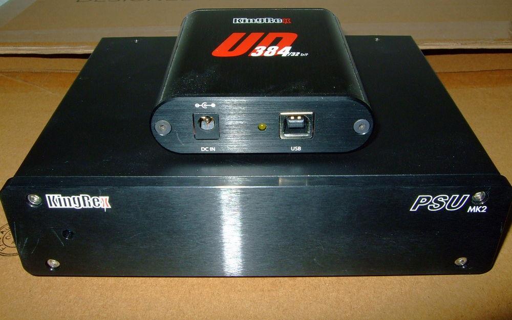 UD 384 / PSU DC75