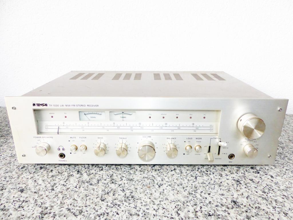 Tensai TR-1030 LW-MW-FM Stereo Receiver,Verstärker,Amplifier