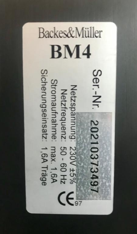 BM4 Einzelstück