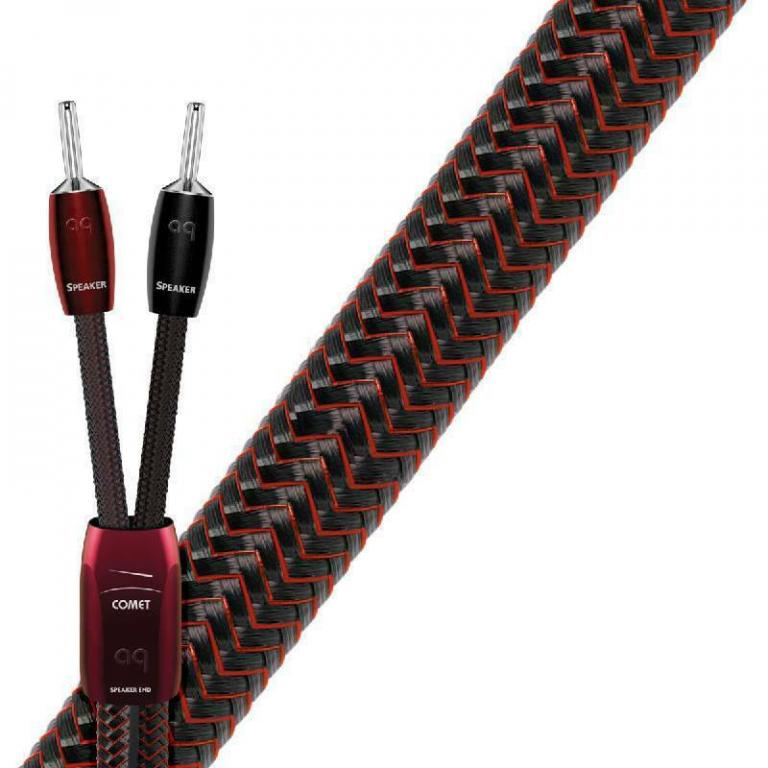 AudioQuest - Comet - Lautsprecherkabel - Speaker Cable 2,5m - Retail 4199€