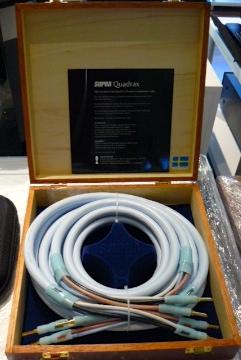 Supra Cables Quadrax 2m/3m/4m