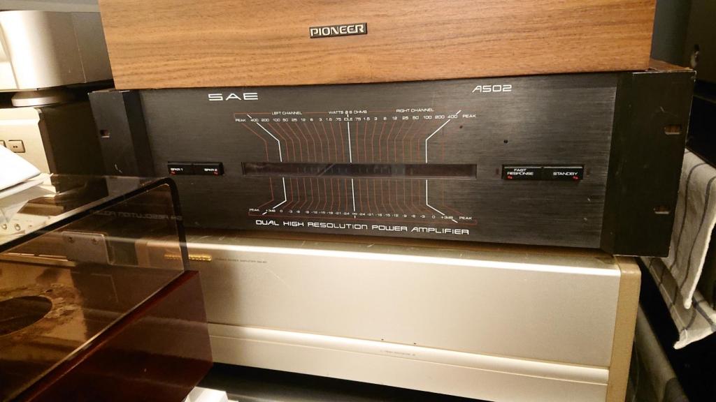 SM-80 Power Amp