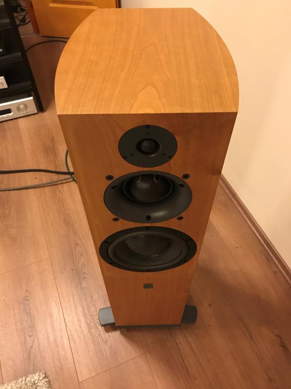 -SOLD- ATC SCM40A active speaker -SOLD-