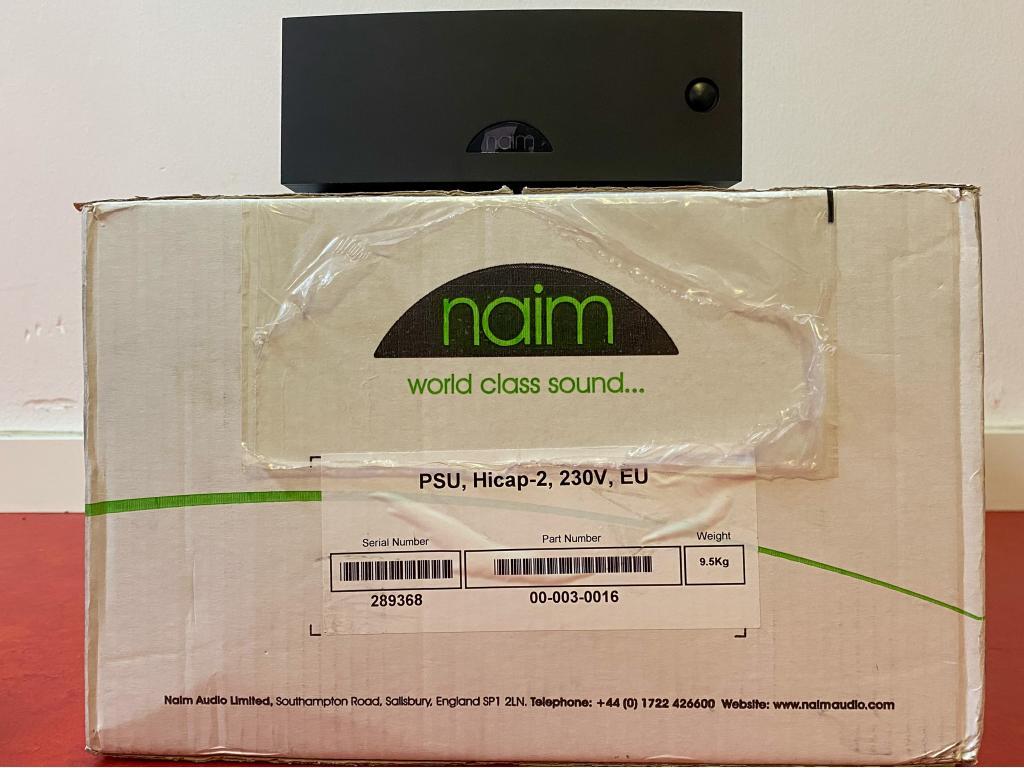 Naim Audio HiCap