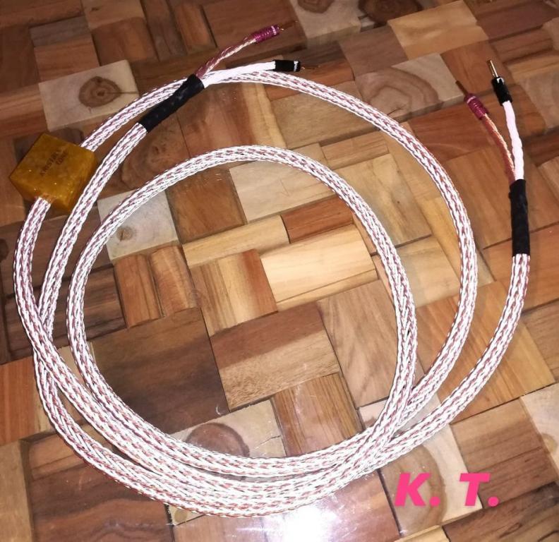 KRISTALLTONE LS Kabel  OPERA 3 Meter Stereo