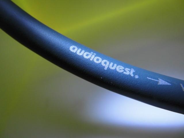 Cinch digital * AudioQuest silver
