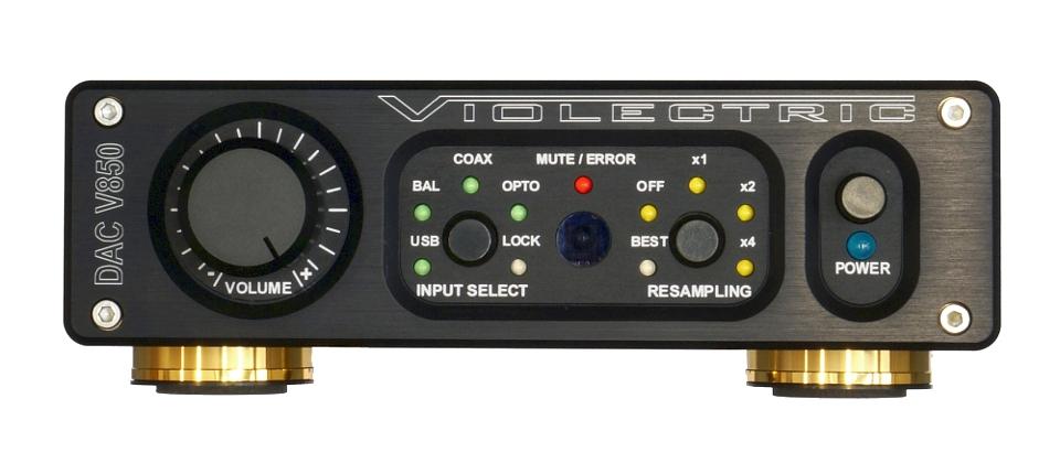 DAC V850