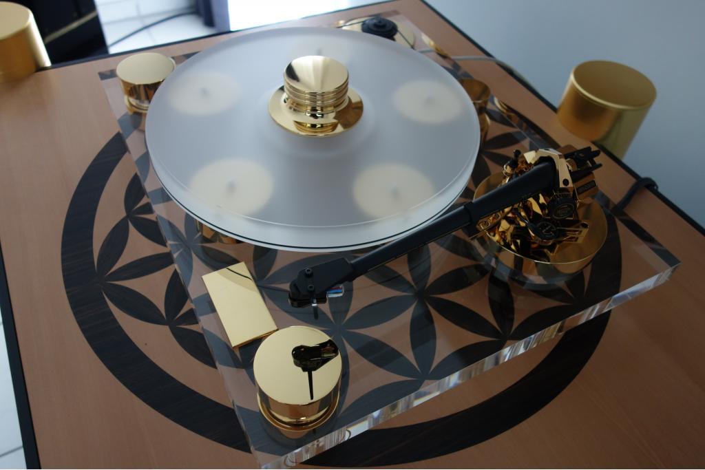Transrotor Classic.3 Gold Jubiläumsmodell