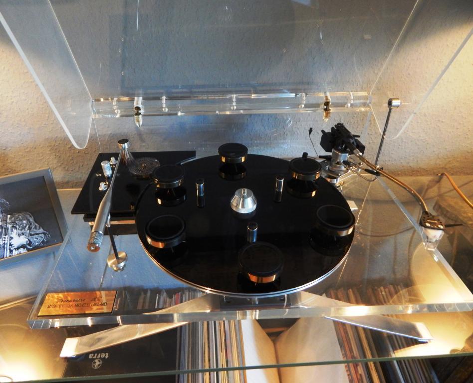 Transrotor AC J.A. Michell