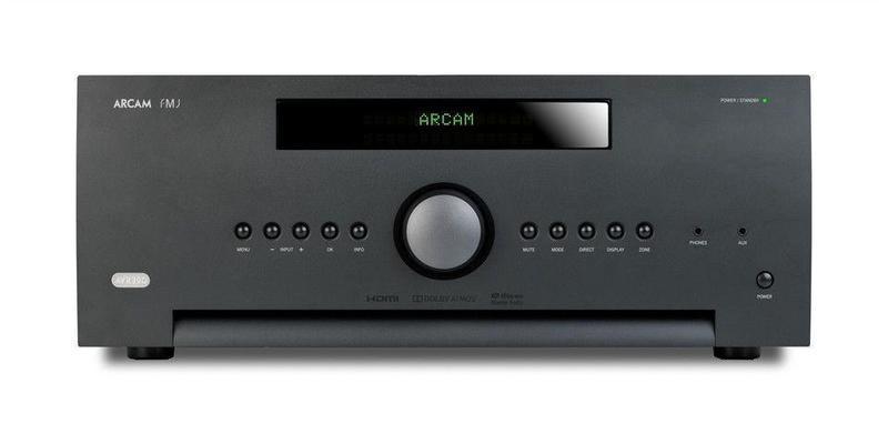 Arcam Surroundreceiver AVR 390 Testsieger