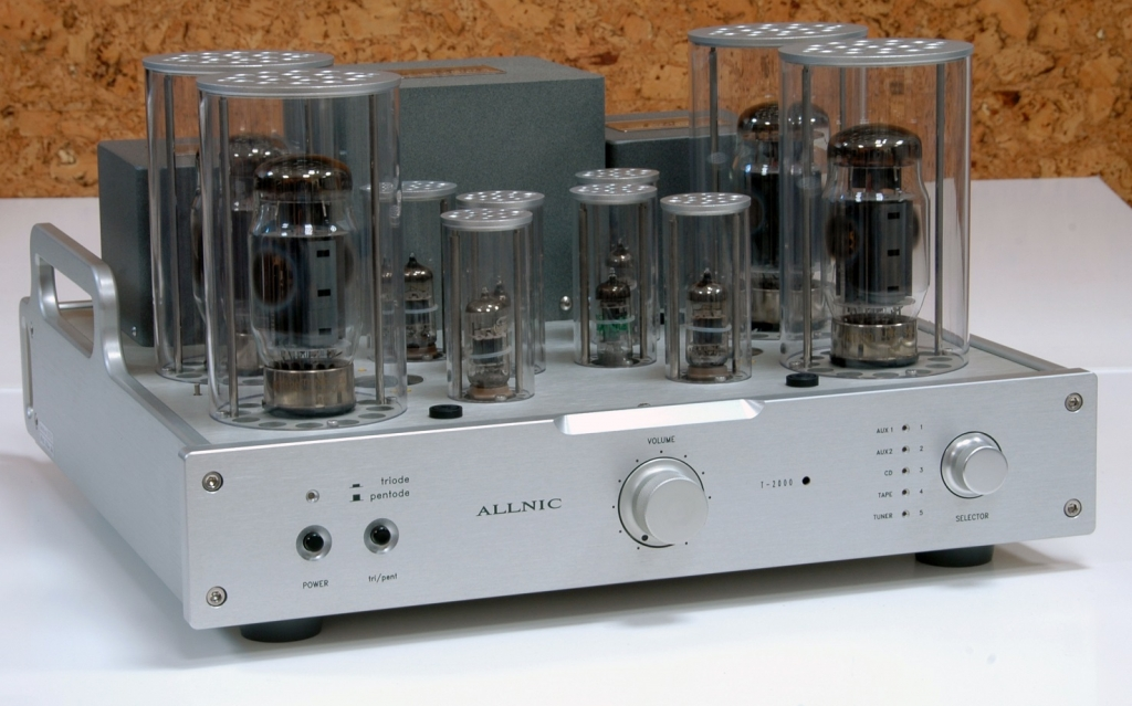 Allnic Audio T 2000