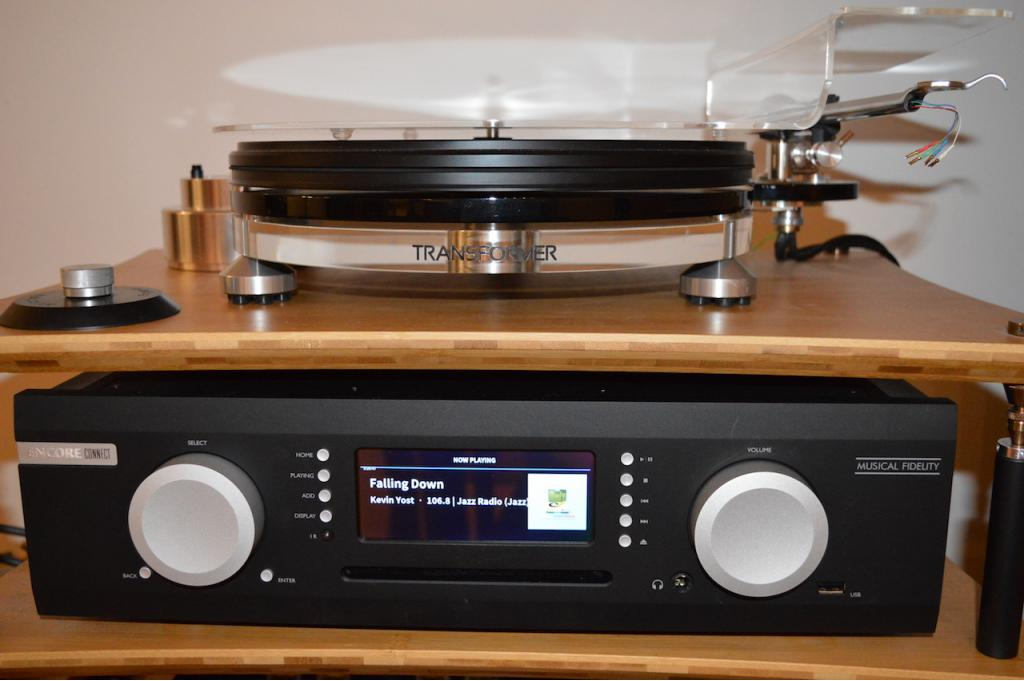 Musical Fidelity Encore Connect