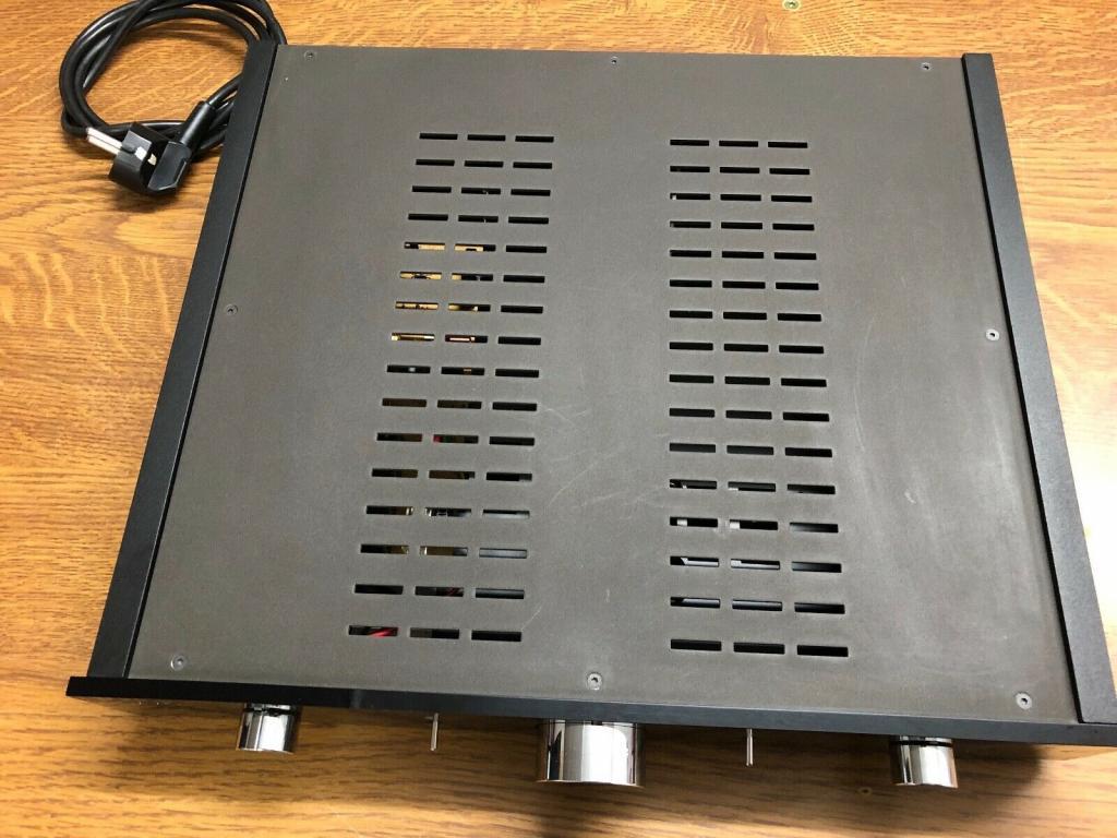 Octave HP-200 HP200 High End Röhrenvorstufe geserviced