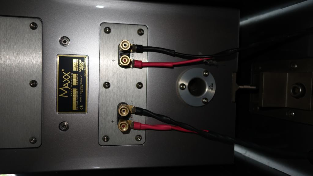 Wilson Audio Maxx 2 speakers