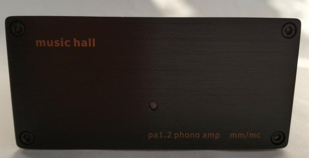 pa1.2 Phonovorverstärker mm/mc