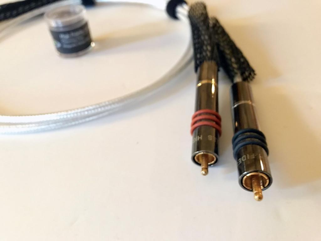 CT-1 Enhanced RCA ICs Pair - Ex-demo - VG+