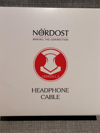 Heimdall 2 Headphone Cable for Focal Utopia