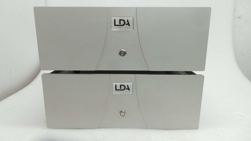 Longdog LDA PMB P6 Monoblock Amplifiers