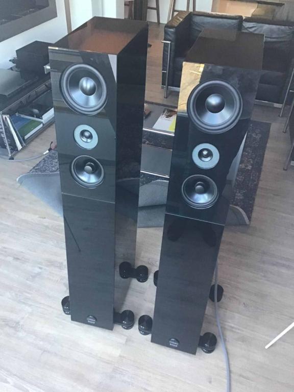 Abverkauf aller Audio Physic Lautsprecher: Codex schwarz