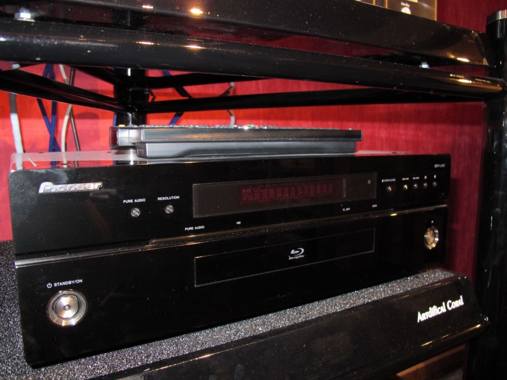 Pioneer BDP-LX91 High End Blu-Ray Player + OVP