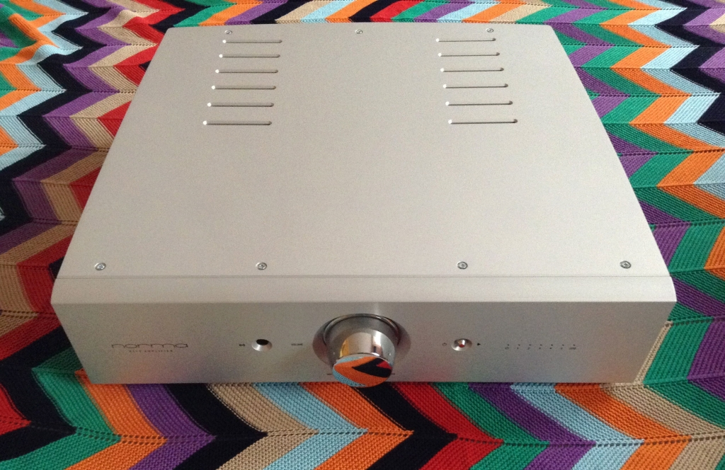 Norma Audio Revo IPA-140 with DAC and Phono