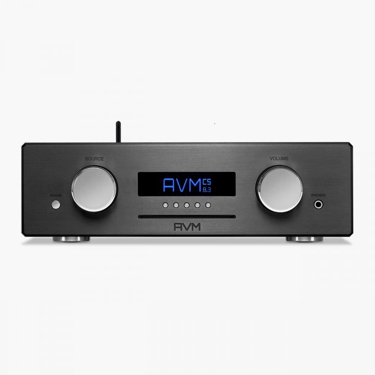 Ovation CS 6.3 All-In-One CD-Receiver