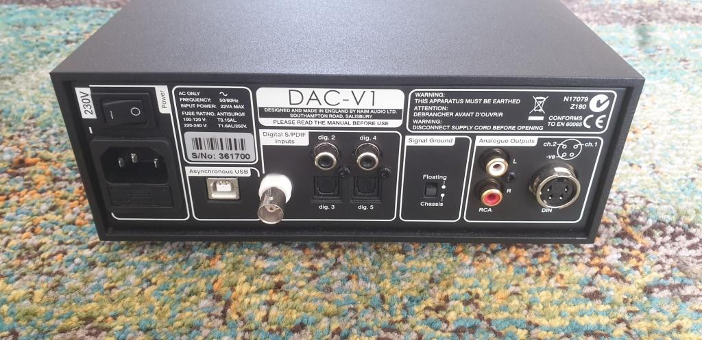 DAC V1
