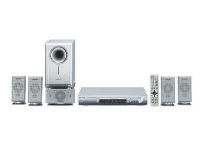 Neues DVD-Komplettsystem von Panasonic