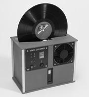 Vinyl Cleaner von Audiodesksysteme Gläss