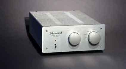 SilvaWeld  Vorverstärker 450C