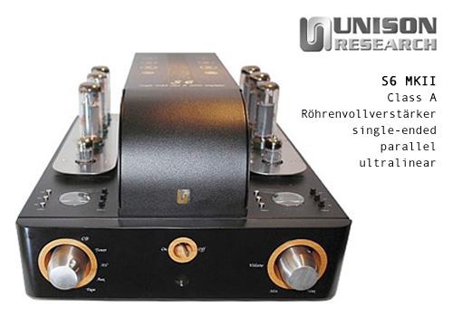 Unison S6 Mk2