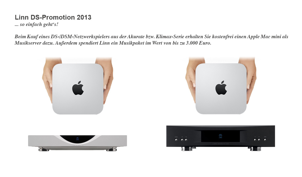 Linn DS-Promotion 2013