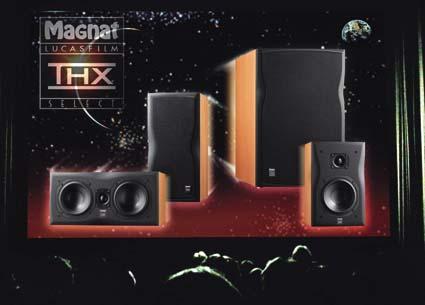 Neues Magnat-Lautsprechersystem mit THX Select-Zertifikat