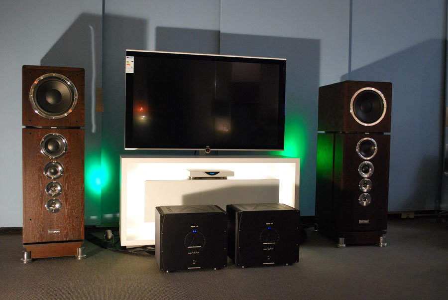 Dynaudio Consequence Ultimate Edition Anlage