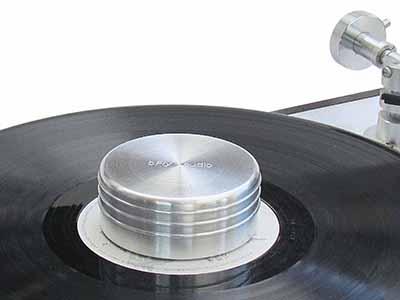 bFly-audio mit neuem Plattengewicht PG0