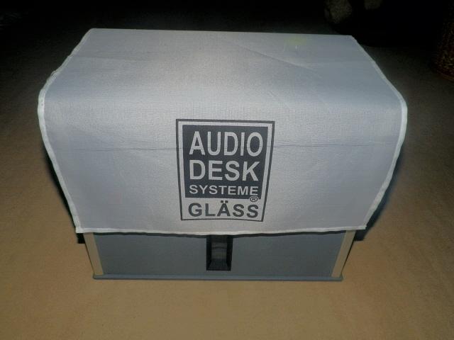 Audiodesksysteme Gläss - Vinyl Cleaner