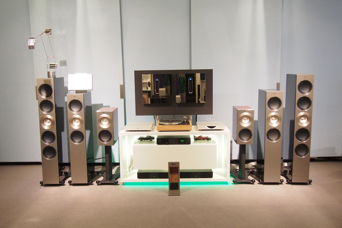 KEF Reference exklusiv in Hannover !