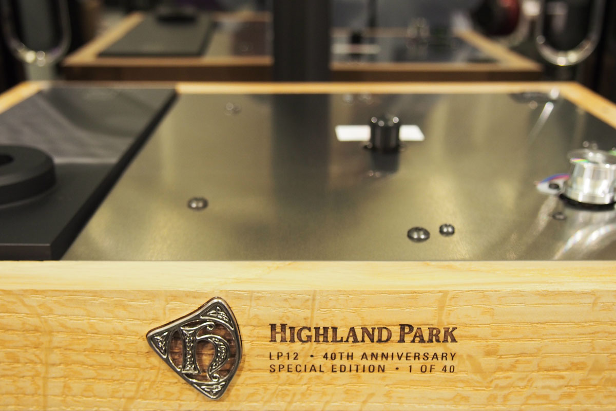 Linn LP 12 Highland Park Edition \