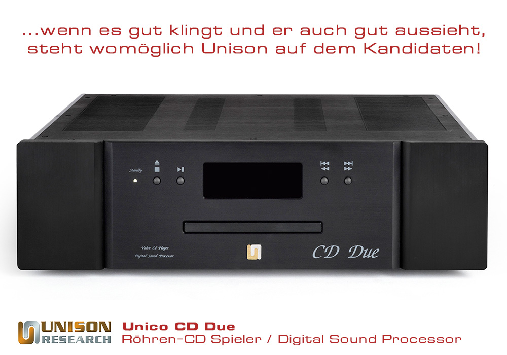 Unison Unico CD Due