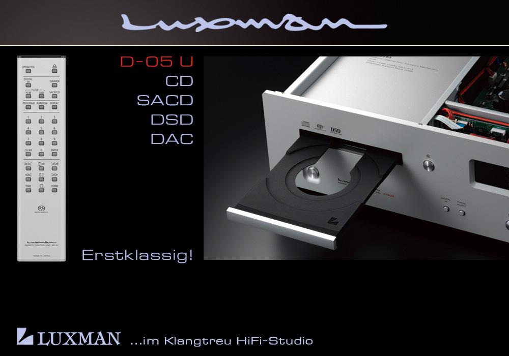 Luxman D-05 U