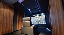 Heimkino Vorstellung: studioLine Design mit Hollywood Acoustic - ein neues Konzept